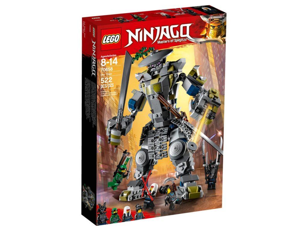 LEGO® NINJAGO® Oni-Titan (70658) - Bild 1 | ©LEGO Gruppe