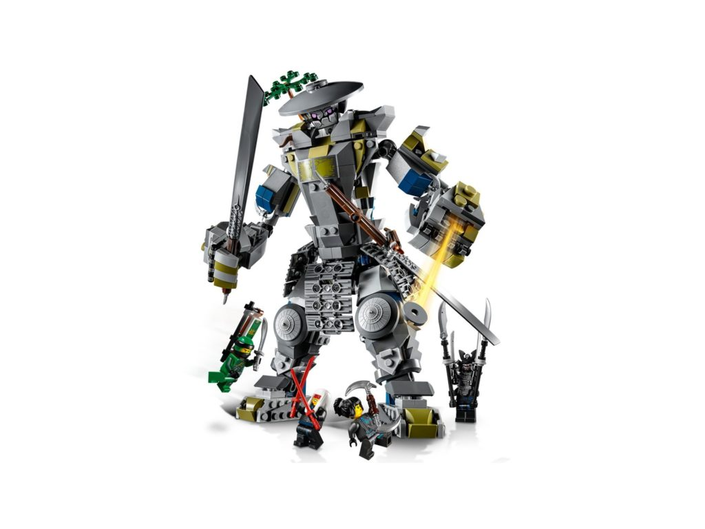 LEGO® NINJAGO® Oni-Titan (70658) - Bild 2 | ©LEGO Gruppe