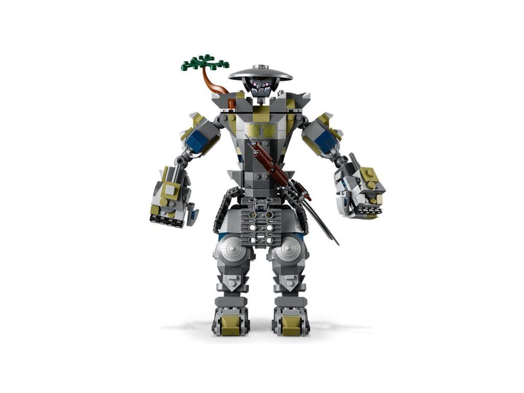 LEGO® NINJAGO® Oni-Titan (70658) - Bild 3 | ©LEGO Gruppe