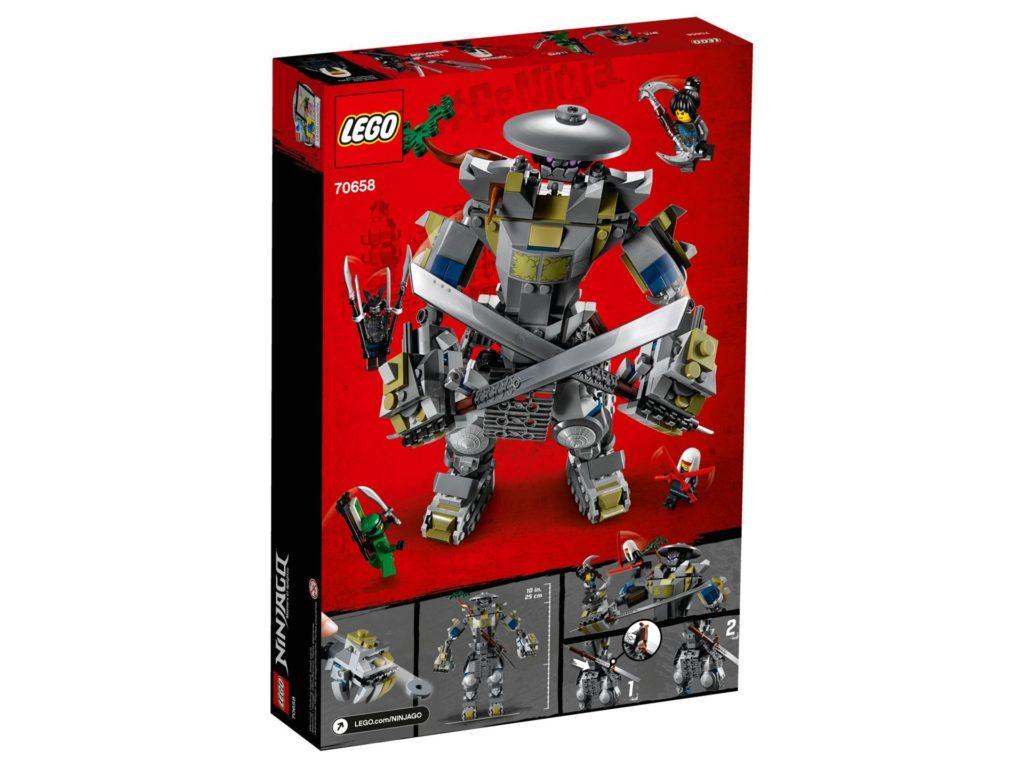 LEGO® NINJAGO® Oni-Titan (70658) - Bild 4 | ©LEGO Gruppe