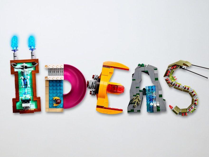 LEGO Rebrick findet neue Heimat bei LEGO Ideas - titelbild | ©LEGO Gruppe