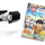 LEGO® Star Wars™ Comic Nr. 10 - Titelbild | ©2018 Brickzeit