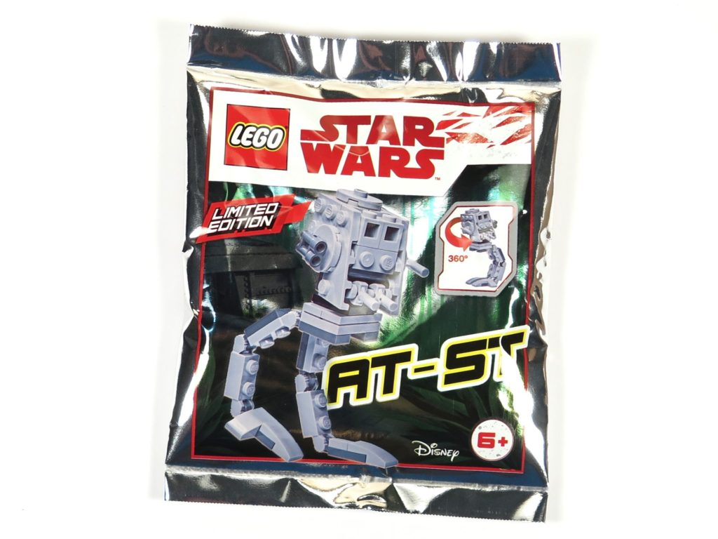 LEGO® Star Wars™ Magazin Nr. 37 - Polybag | ©2018 Brickzeit