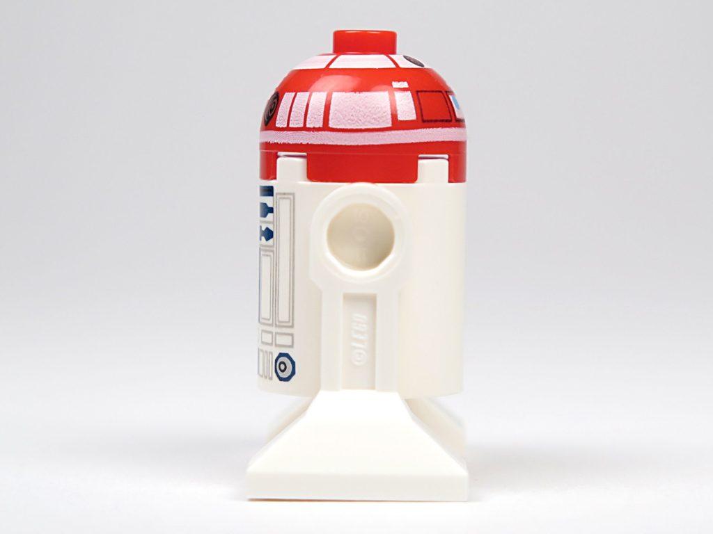 LEGO® Star Wars™ Tatooine™ Battle Pack (75198) - Astromech Droide linke Seite | ©2018 Brickzeit