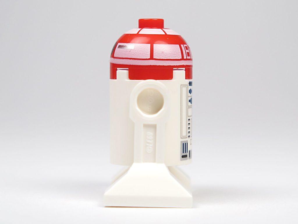 LEGO® Star Wars™ Tatooine™ Battle Pack (75198) - Astromech Droide rechte Seite | ©2018 Brickzeit