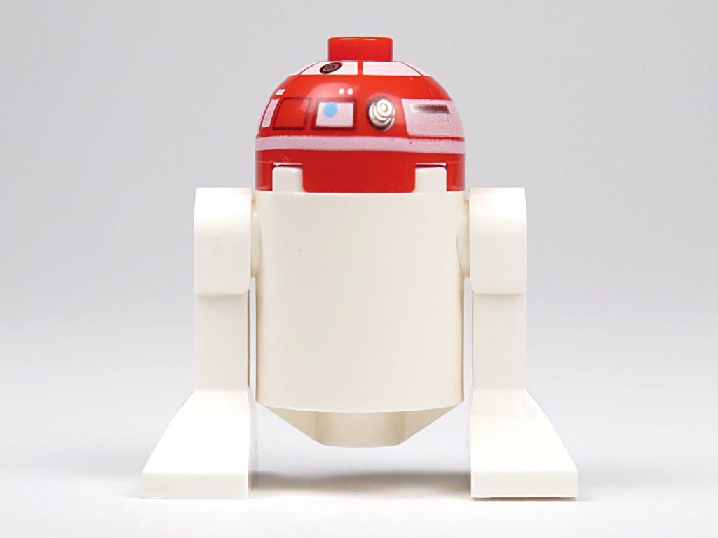 LEGO® Star Wars™ Tatooine™ Battle Pack (75198) - Astromech Droide Rückseite | ©2018 Brickzeit