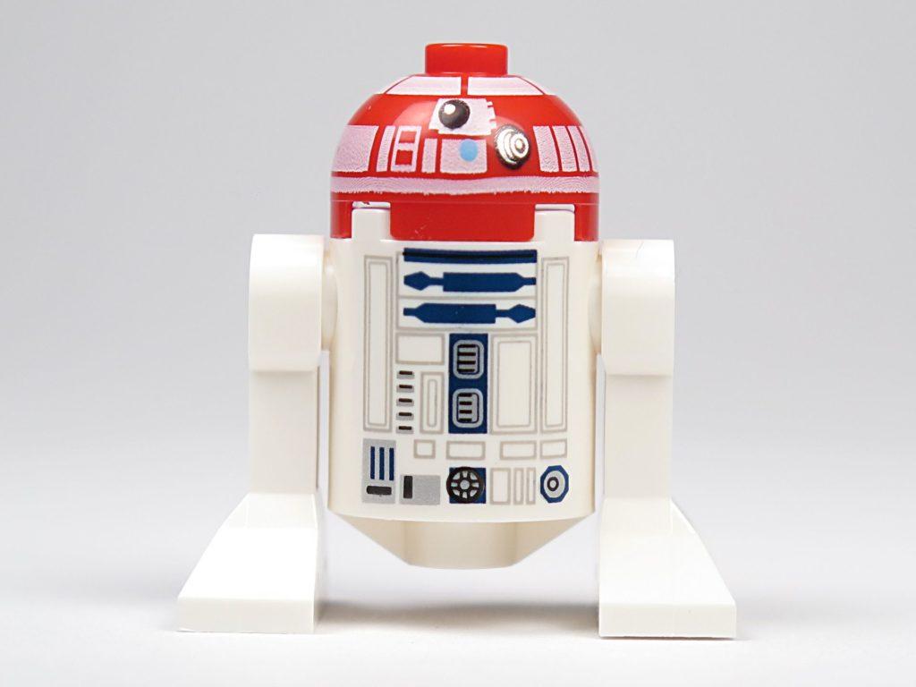LEGO® Star Wars™ Tatooine™ Battle Pack (75198) - Astromech Droide Vorderseite | ©2018 Brickzeit