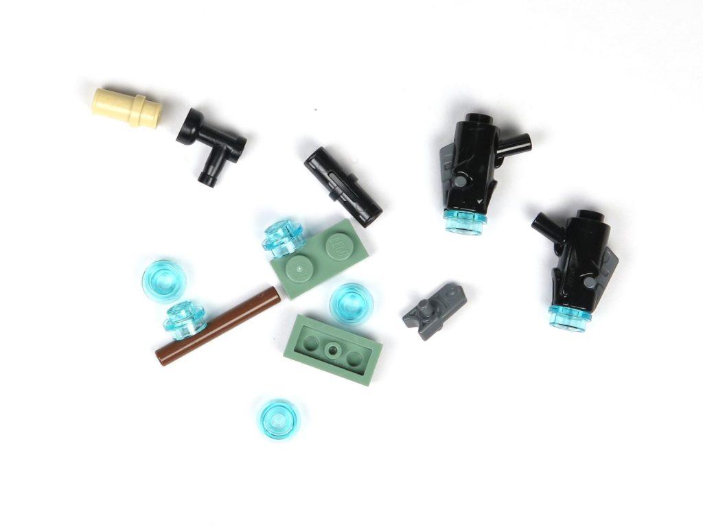 LEGO® Star Wars™ Tatooine™ Battle Pack (75198) - Ersatzteile und Shooter | ©2018 Brickzeit