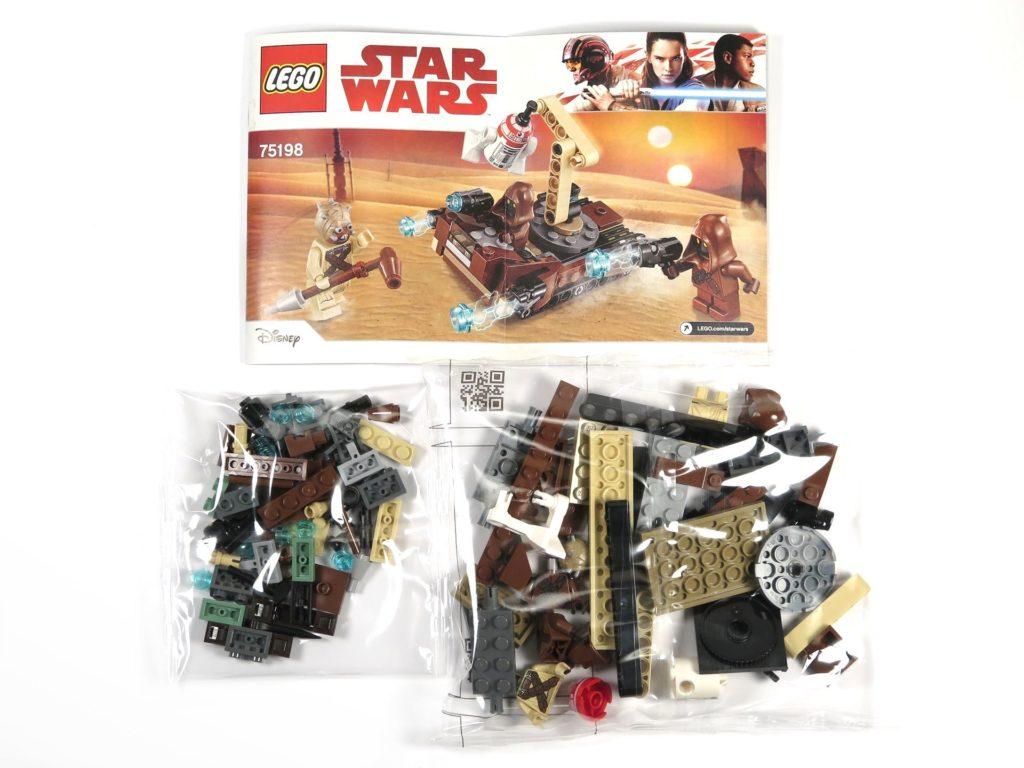 LEGO® Star Wars™ Tatooine™ Battle Pack (75198) - Inhalt | ©2018 Brickzeit