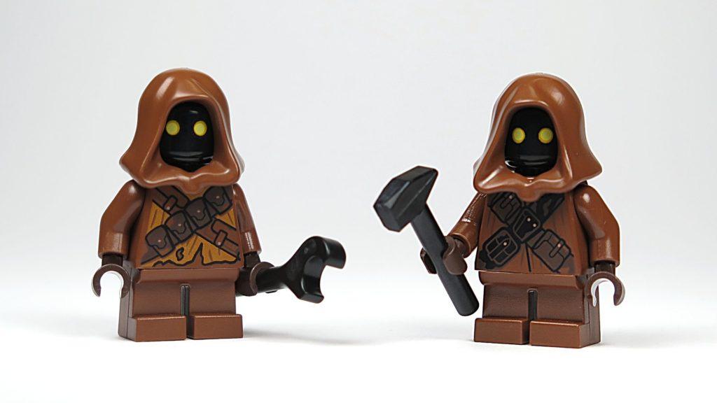 LEGO® Star Wars™ Tatooine™ Battle Pack (75198) - Jawa mit Werkzeug | ©2018 Brickzeit