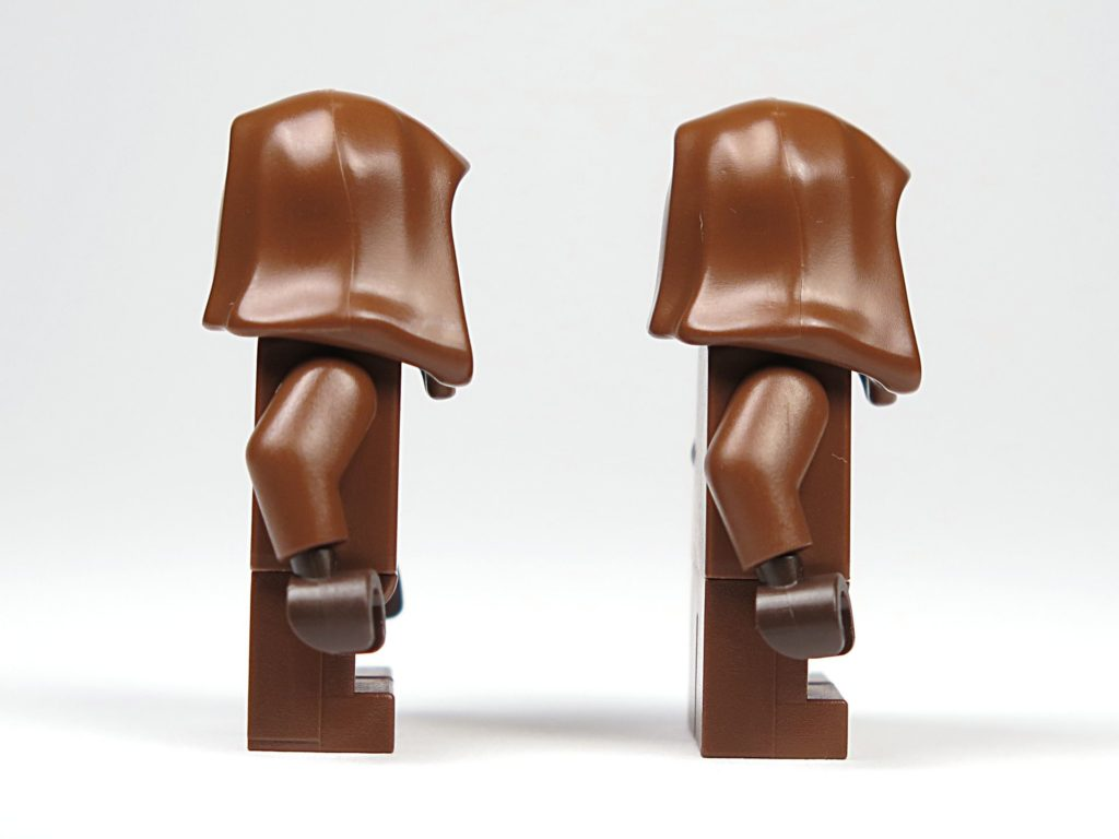 LEGO® Star Wars™ Tatooine™ Battle Pack (75198) - Jawa rechte Seite | ©2018 Brickzeit