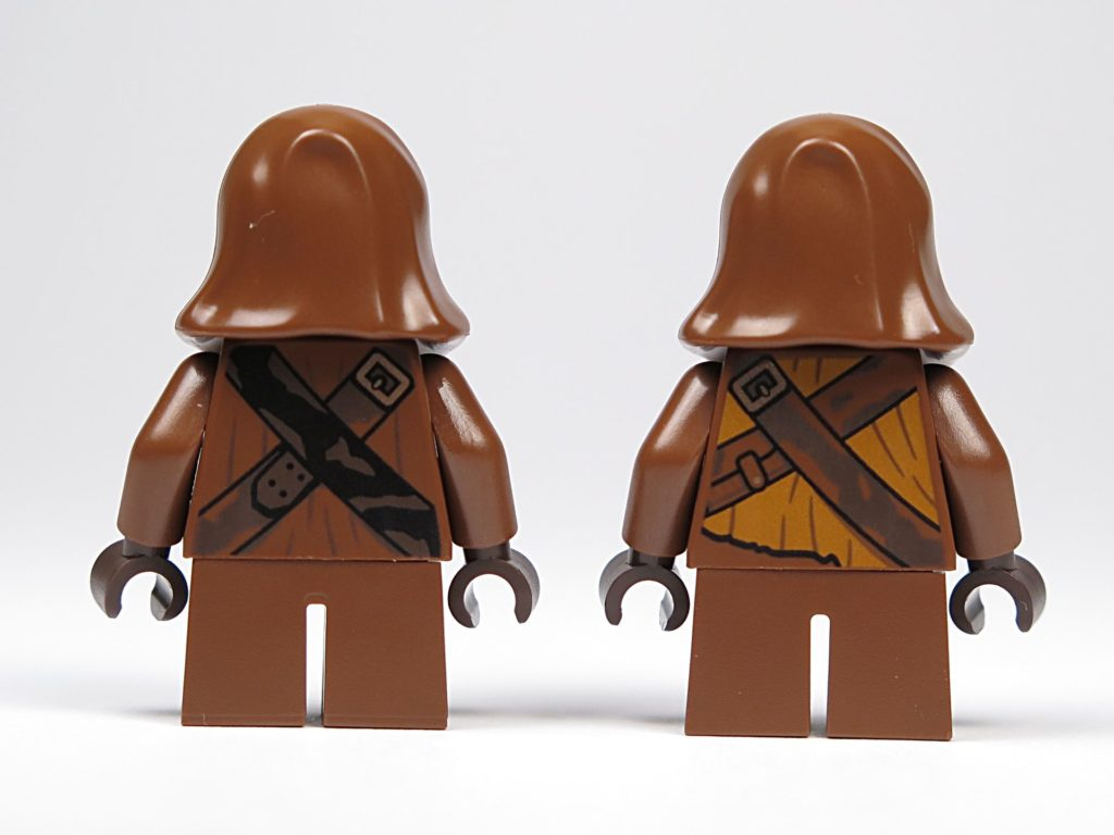LEGO® Star Wars™ Tatooine™ Battle Pack (75198) - Jawa Rückseite | ©2018 Brickzeit