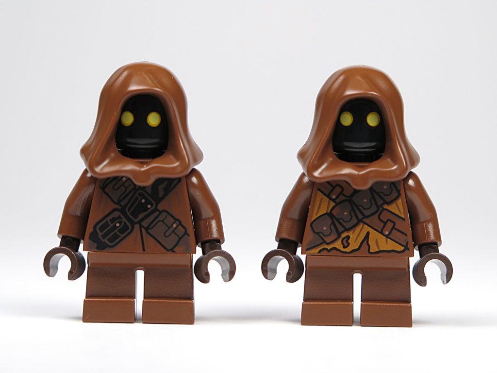 LEGO® Star Wars™ Tatooine™ Battle Pack (75198) - Jawa Vorderseite | ©2018 Brickzeit