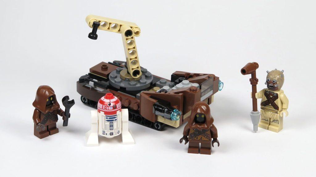 LEGO® Star Wars™ Tatooine™ Battle Pack (75198) - Set | ©2018 Brickzeit