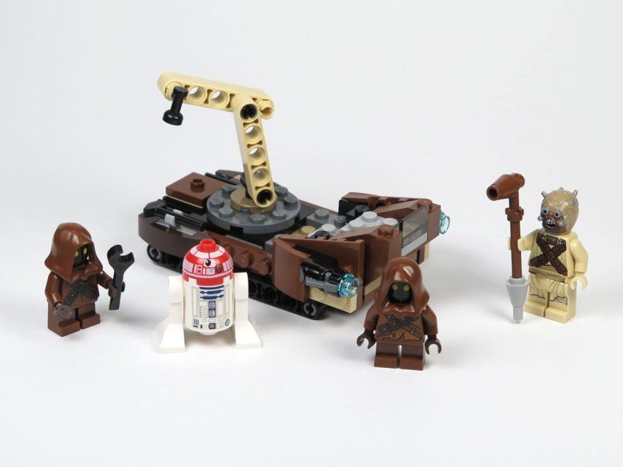 LEGO® Star Wars™ Tatooine™ Battle Pack (75198) - Titelbild | ©2018 Brickzeit