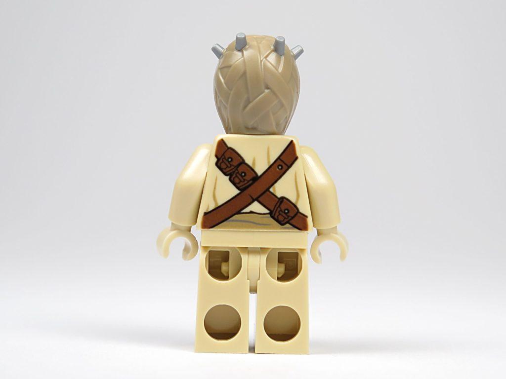 LEGO® Star Wars™ Tatooine™ Battle Pack (75198) - Tusken Räuber Rückseite | ©2018 Brickzeit