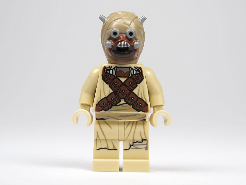 LEGO® Star Wars™ Tatooine™ Battle Pack (75198) - Tusken Räuber Vorderseite | ©2018 Brickzeit
