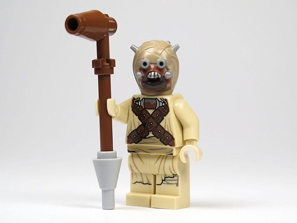 LEGO® Star Wars™ Tatooine™ Battle Pack (75198) - Tusken Räuber mit Stab | ©2018 Brickzeit