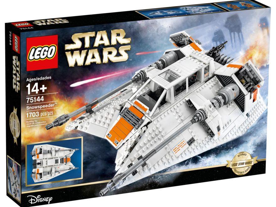 LEGO® Star Wars™ UCS Snowspeeder™ (75144) - Packung | ©LEGO Gruppe