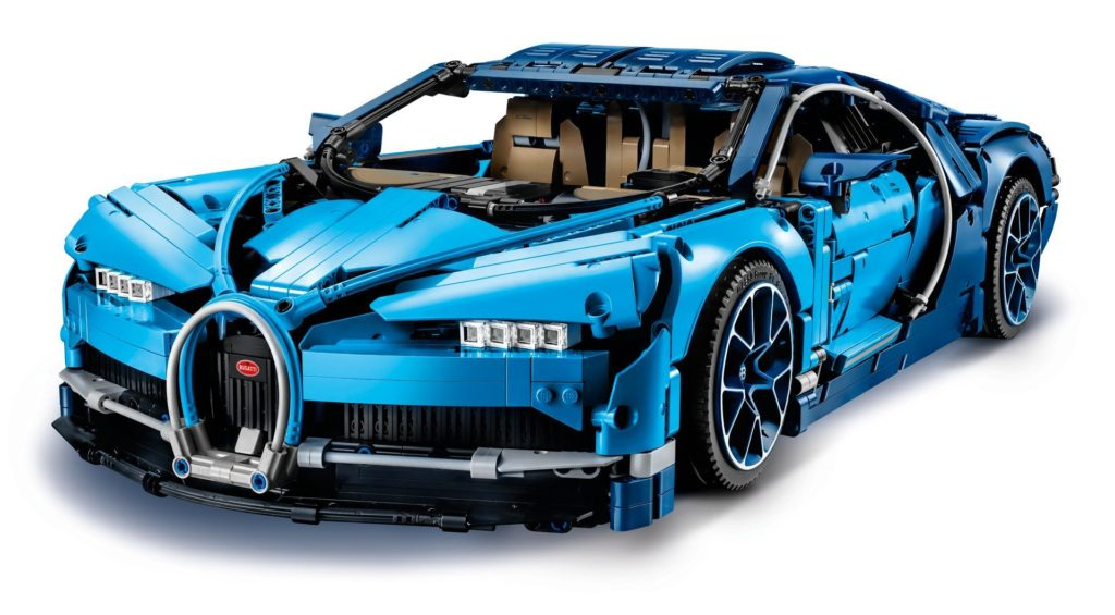 LEGO® Technic 42083 Bugatti Chiron - LEGO® Schnäppchen am 17.10.2018 | ©LEGO Gruppe