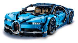 LEGO® Technic 42083 Bugatti Chiron - Vorderseite | ©LEGO Gruppe
