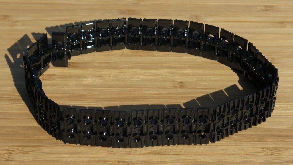 LEGO® Technic Ferngesteuerter Tracked Racer (42065) - Kette | ©2018 Brickzeit