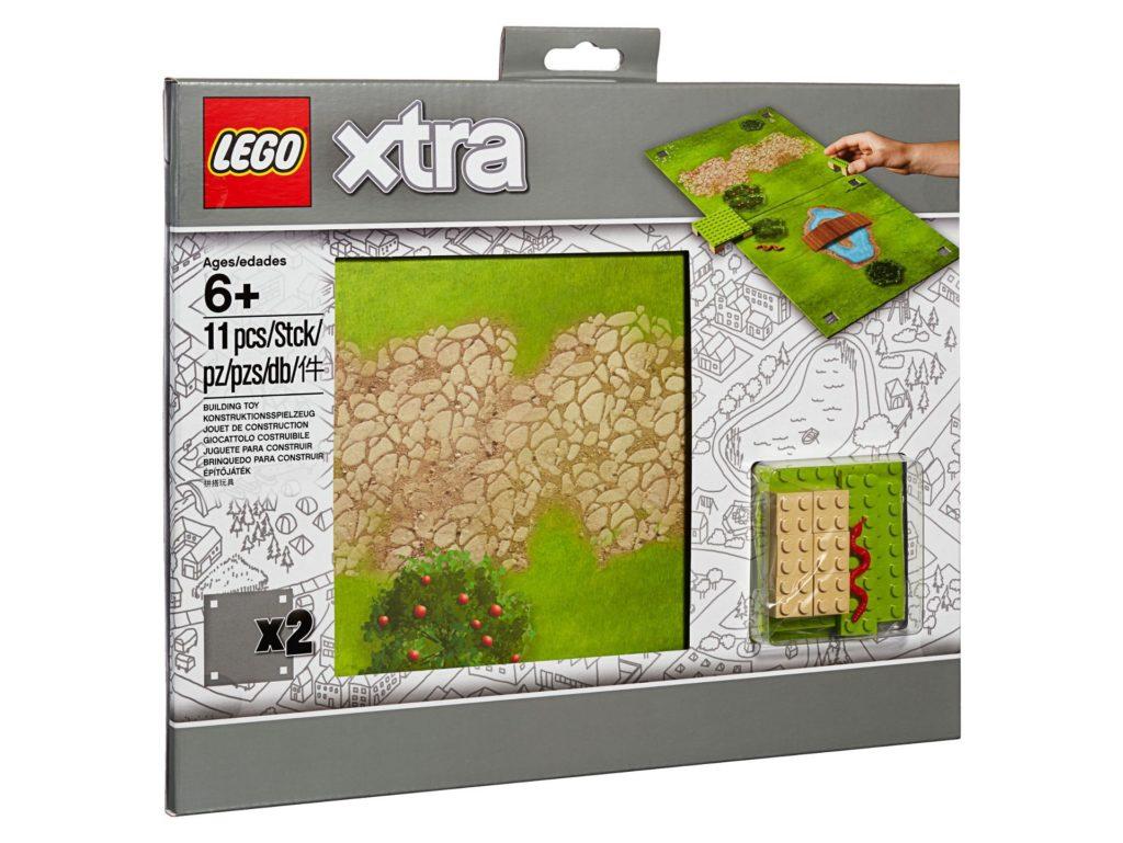 LEGO® xtra Park-Spielmatte (853842) - Bild 1 | ©LEGO Gruppe