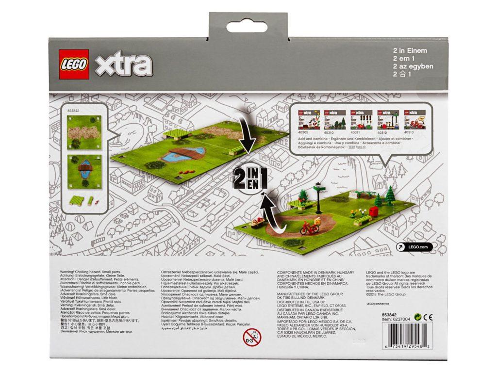 LEGO® xtra Park-Spielmatte (853842) - Bild 2 | ©LEGO Gruppe