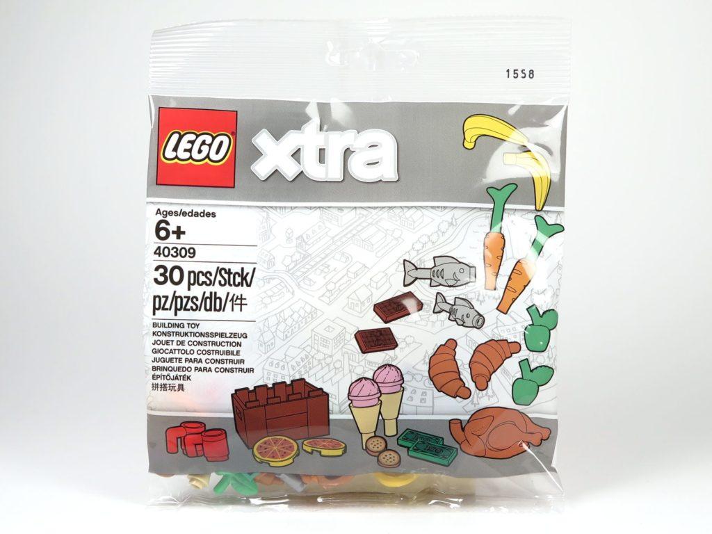 LEGO® xtra Polybag 40309 | ©2018 Brickzeit