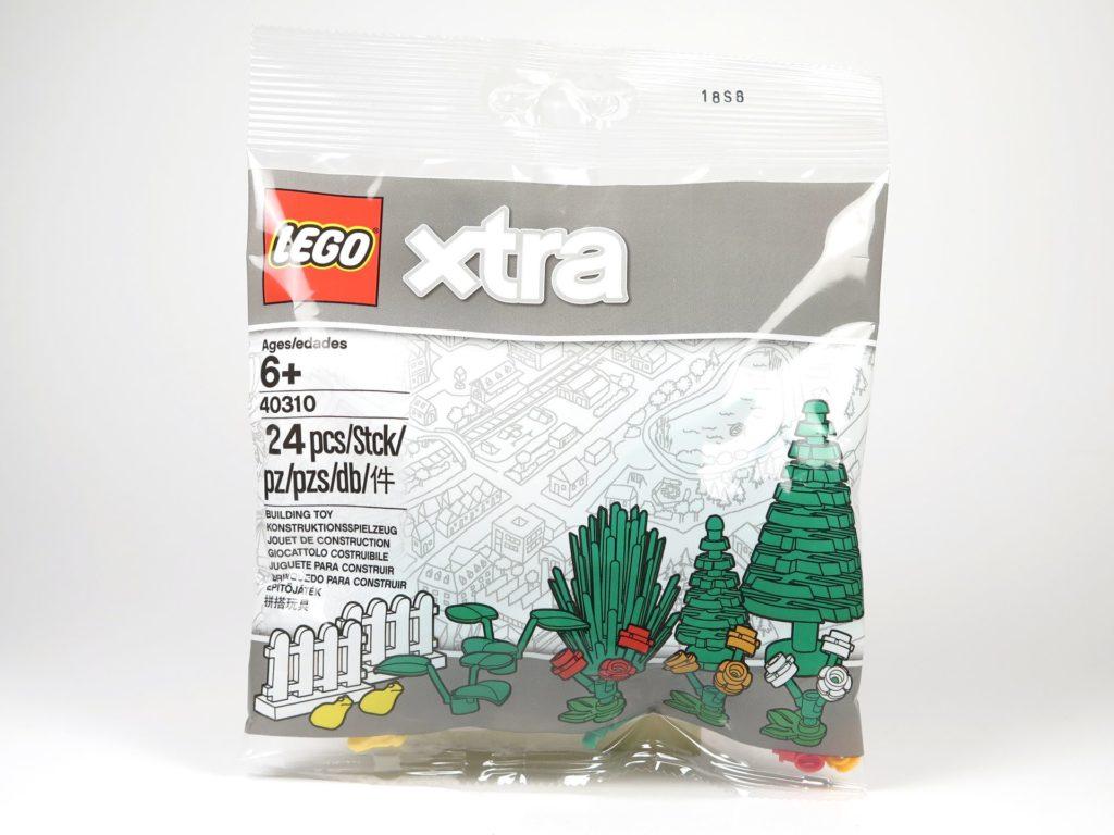 LEGO® xtra Polybag 40310 | ©2018 Brickzeit