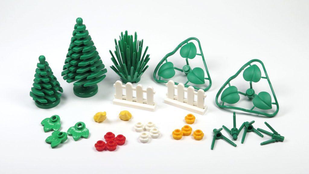 LEGO® xtra Polybag 40310 - Inhalt | ©2018 Brickzeit