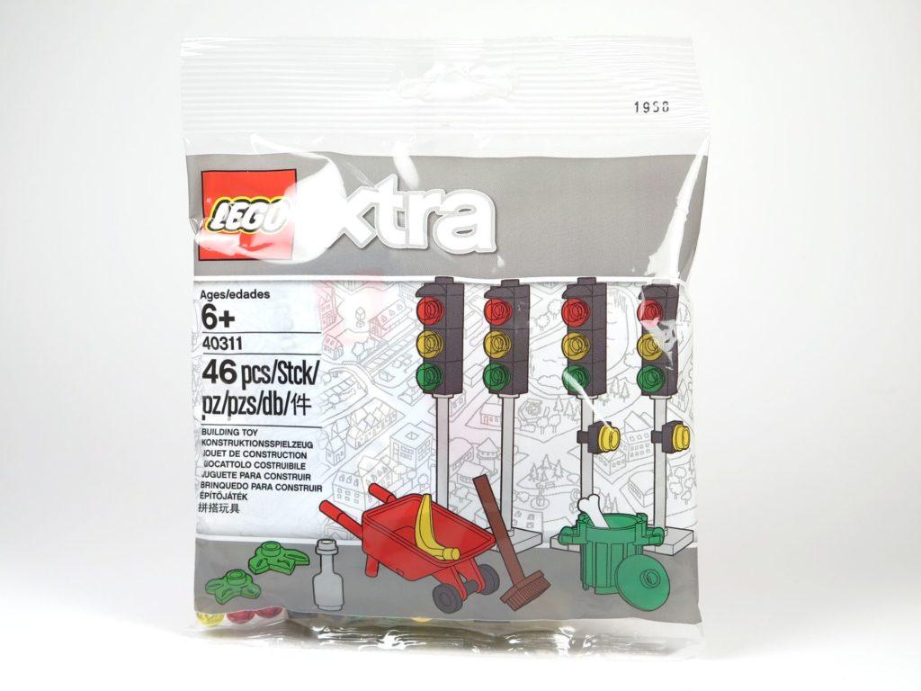 LEGO® xtra Polybag 40311 | ©2018 Brickzeit