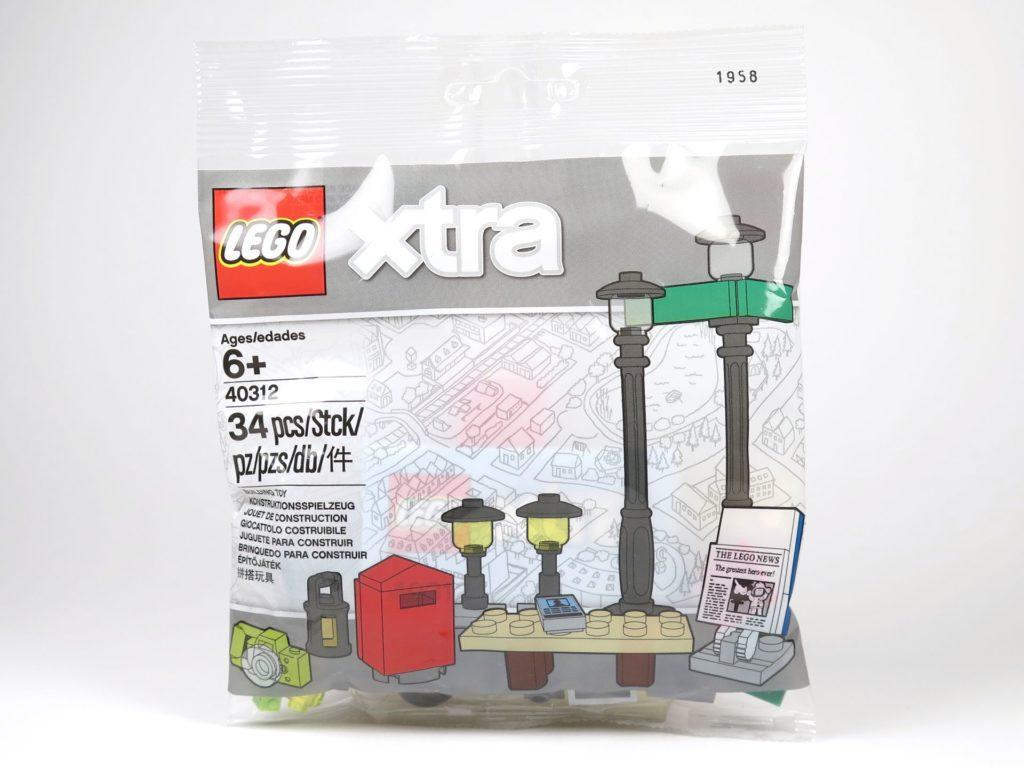 LEGO® xtra Polybag 40312 | ©2018 Brickzeit
