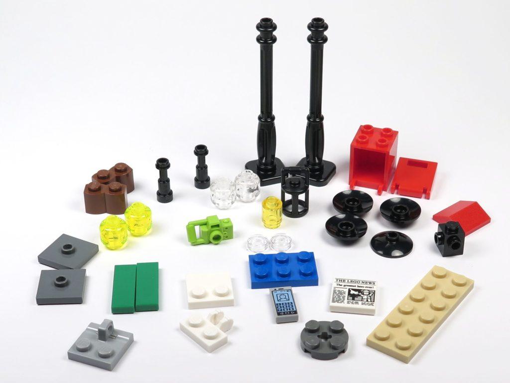 LEGO® xtra Polybag 40312 - Inhalt | ©2018 Brickzeit