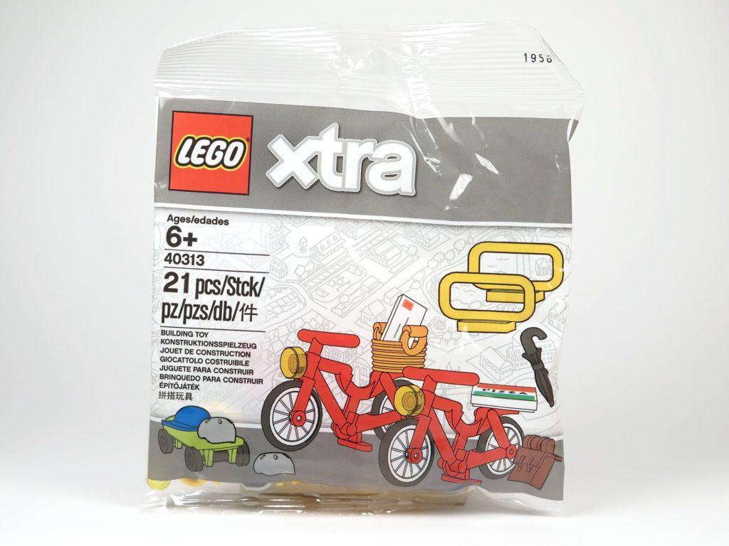 LEGO® xtra Polybag 40313 | ©2018 Brickzeit