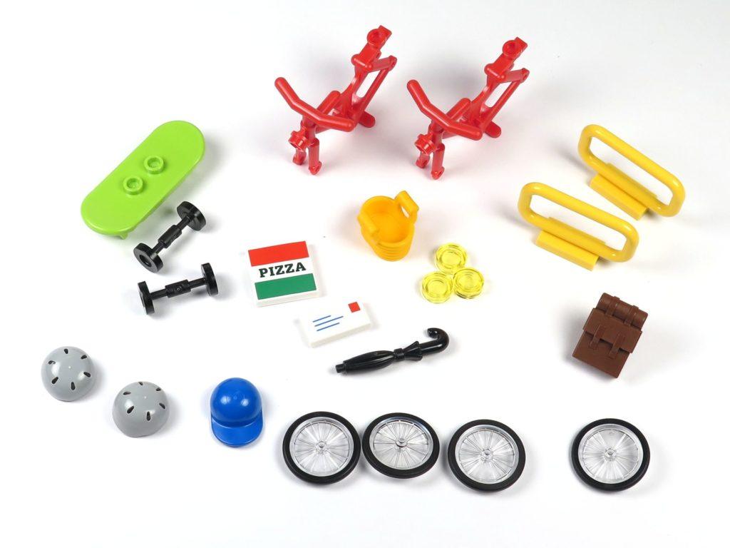 LEGO® xtra Polybag 40313 - Inhalt | ©2018 Brickzeit