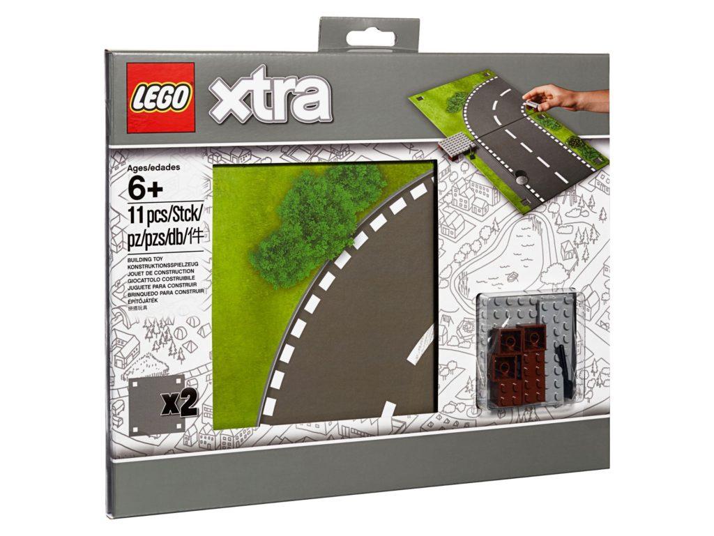 LEGO® xtra Straßen-Spielmatte (853840) - Bild 1 | ©LEGO Gruppe