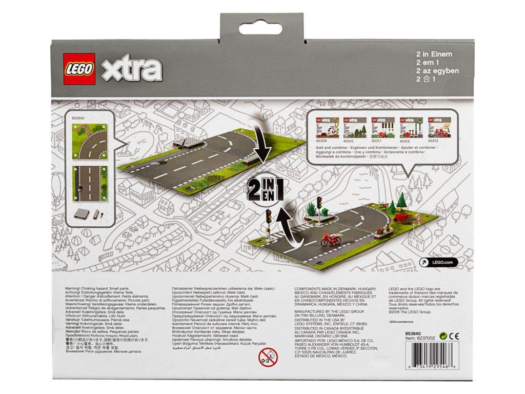 LEGO® xtra Straßen-Spielmatte (853840) - Bild 2 | ©LEGO Gruppe