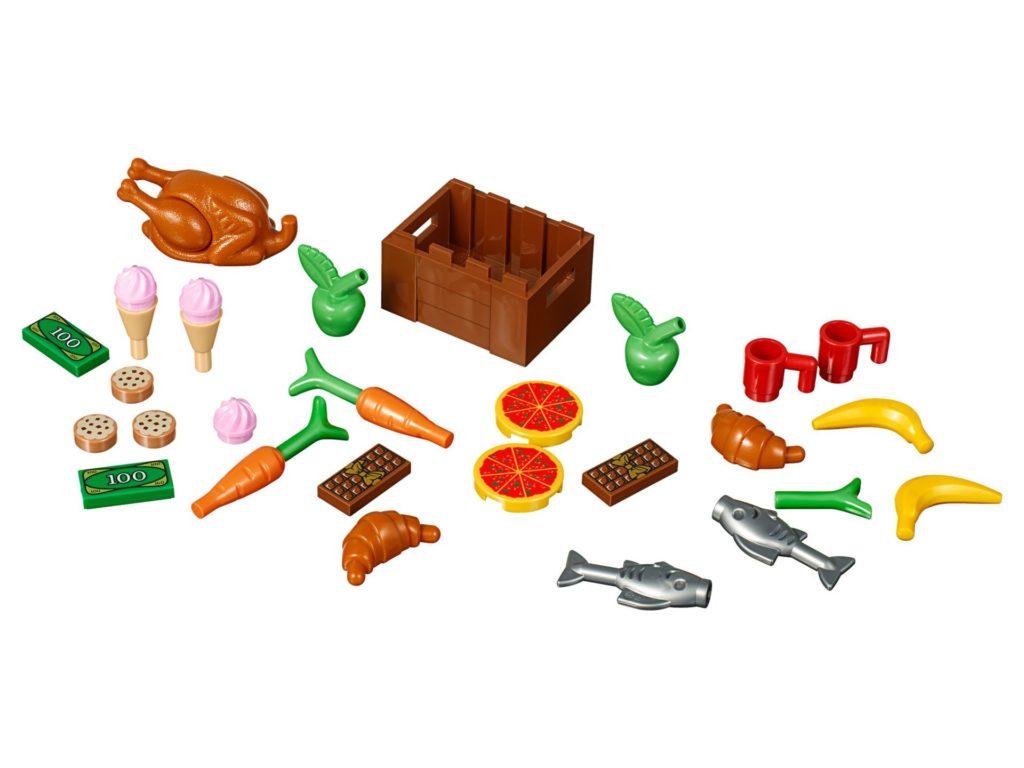 LEGO® xtra Speisenzubehör (40309) - Bild 1 | ©LEGO Gruppe