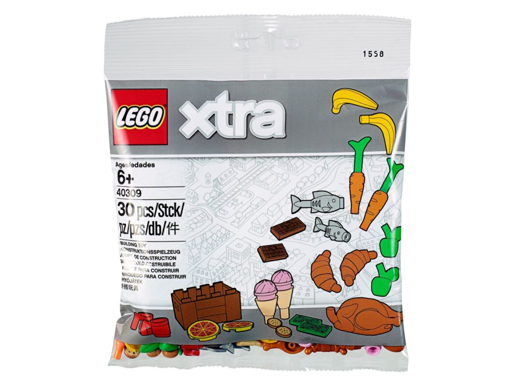 LEGO® xtra Speisenzubehör (40309) - Bild 2 | ©LEGO Gruppe