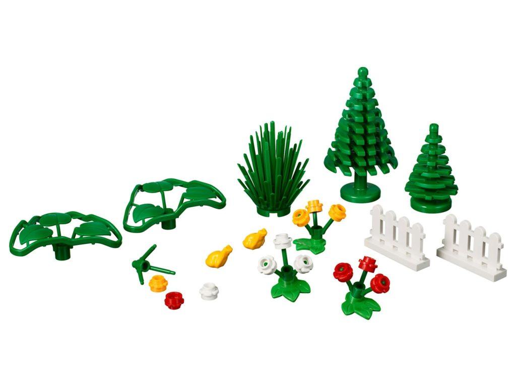 LEGO® xtra Pflanzenzubehör (40310) - Bild 1 | ©LEGO Gruppe