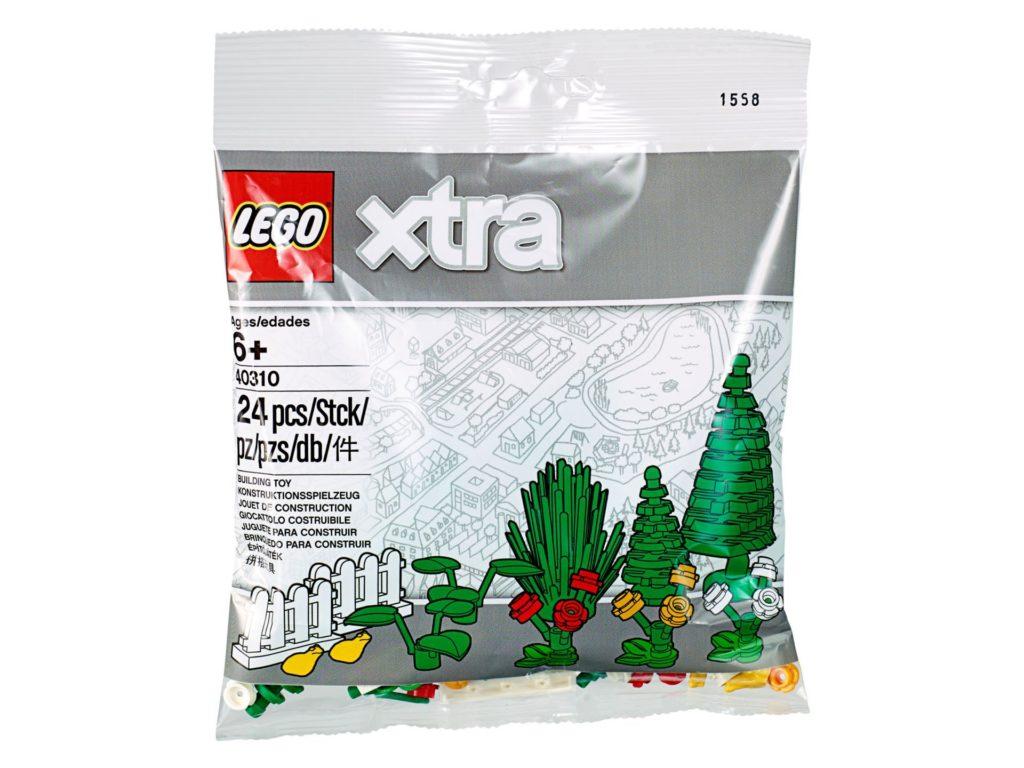 LEGO® xtra Pflanzenzubehör (40310) - Bild 2 | ©LEGO Gruppe