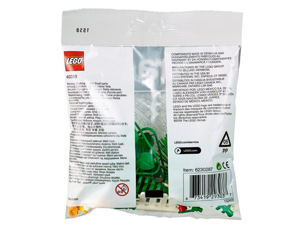 LEGO® xtra Pflanzenzubehör (40310) - Bild 3 | ©LEGO Gruppe
