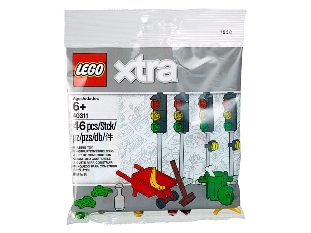 LEGO® xtra Ampel (40311) - Bild 2 | ©LEGO Gruppe
