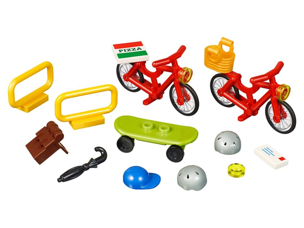 LEGO® xtra Fahrräder (40313) - Bild 1 | ©LEGO Gruppe