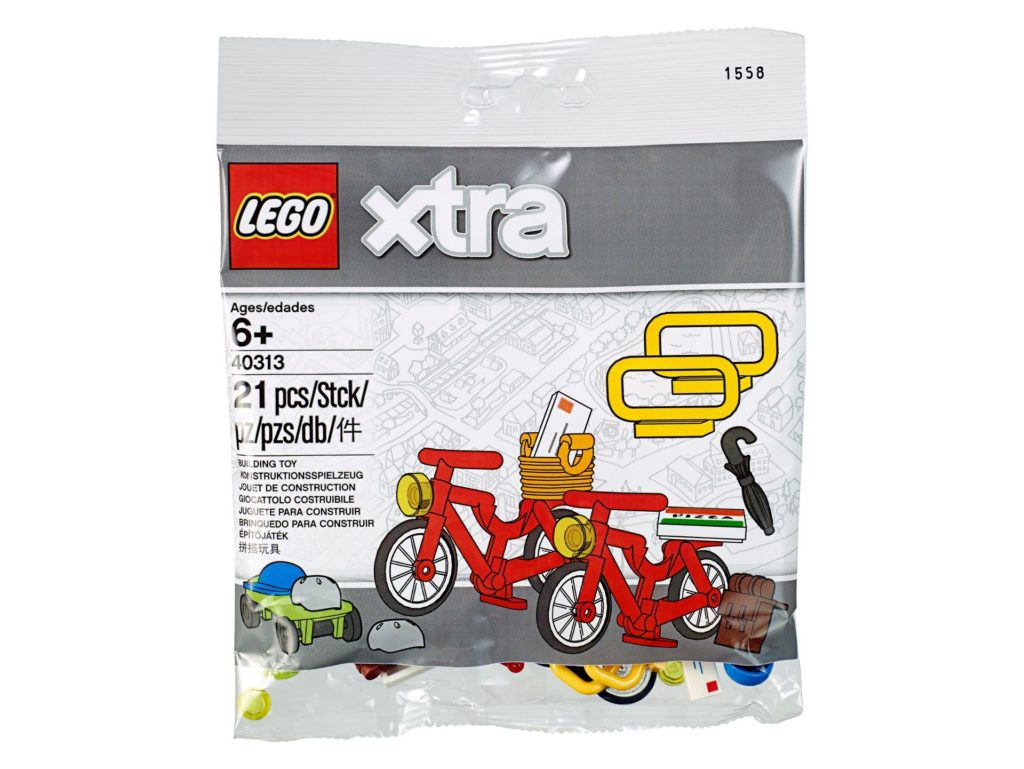 LEGO® xtra Fahrräder (40313) - Bild 2 | ©LEGO Gruppe