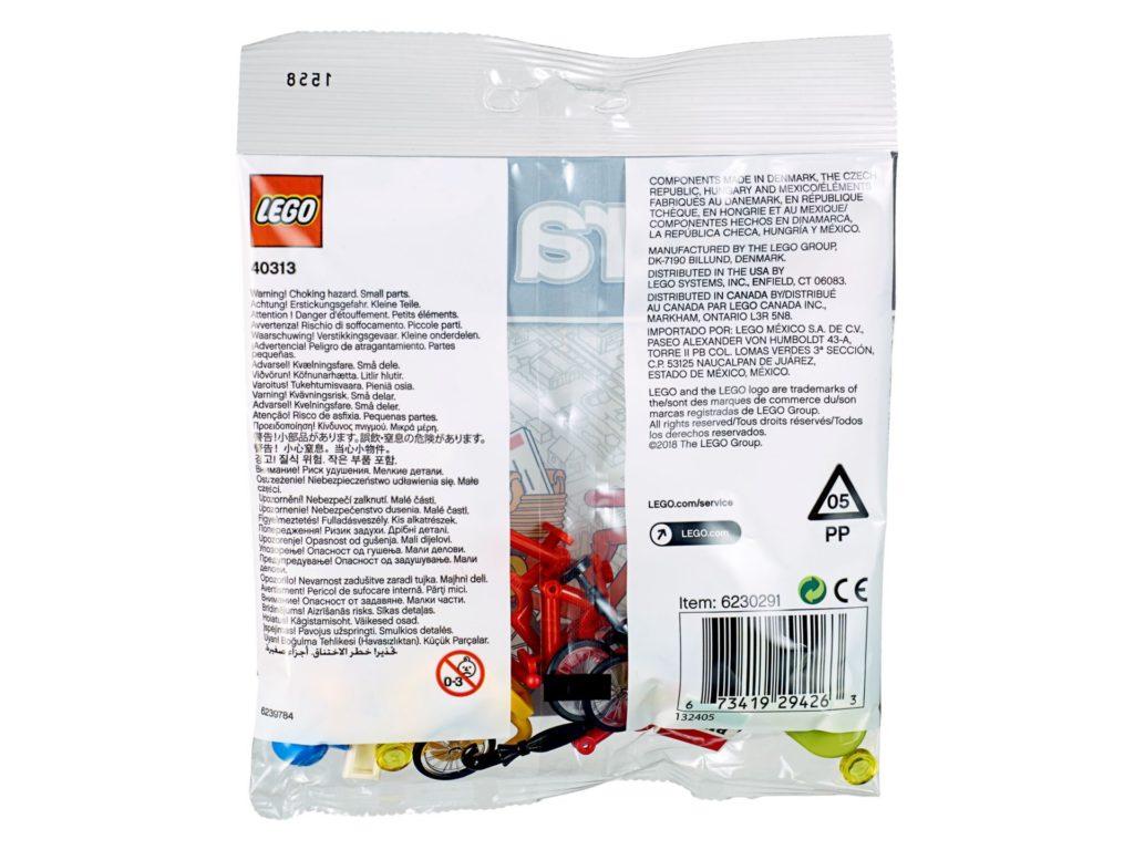 LEGO® xtra Fahrräder (40313) - Bild 3 | ©LEGO Gruppe