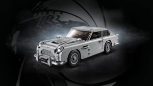 10262_LEGO-Creator-Expert_James-Bond-Aston-Martin-DB5_2 | ©2018 LEGO Gruppe