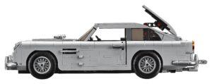 10262_LEGO-Creator-Expert_James-Bond-Aston-Martin-DB5_Dachöffnung | ©2018 LEGO Gruppe
