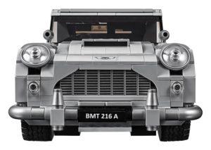 10262_LEGO-Creator-Expert_James-Bond-Aston-Martin-DB5_Frontansicht | ©2018 LEGO Gruppe